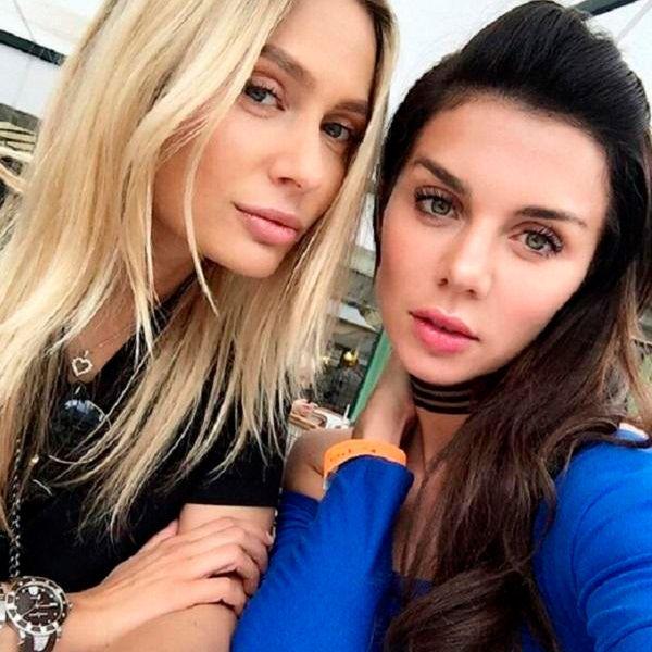 Анна Седокова публично поблагодарила Наталью Рудову, поддержавшую ее в непростой период развода с бывшим мужем