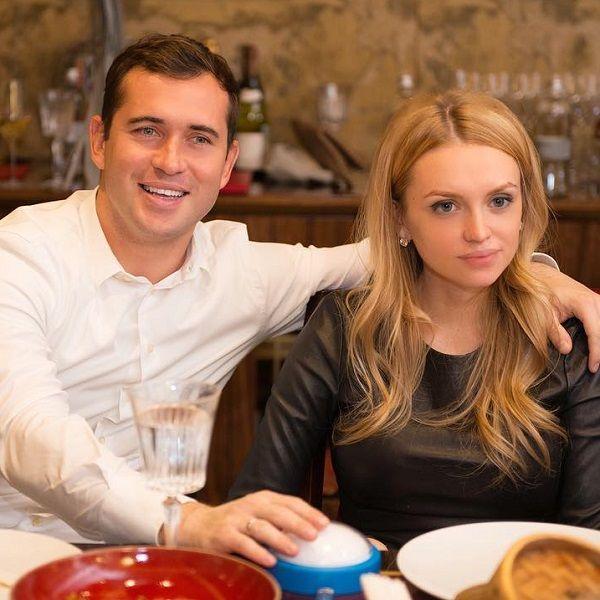 Александр Кержаков и Милана Тюльпанова поздравили сына с 2-летием
