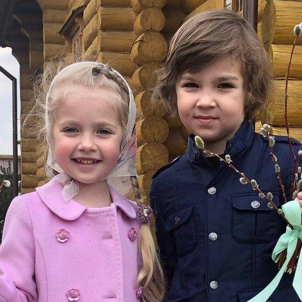 Максим Галкин поделился трогательным снимком их с Аллой Пугачевой детей