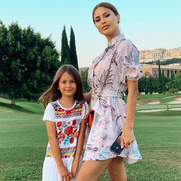 Виктория Боня с дочерью переезжает из Монако