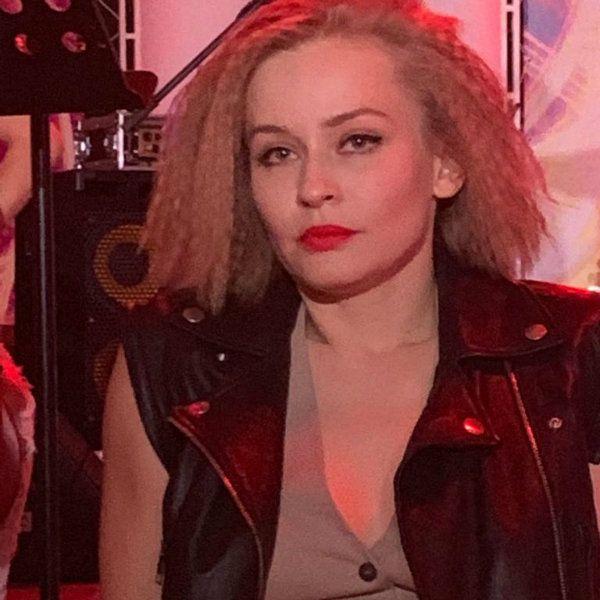 Алексей Учитель поддержал Юлию Пересильд на ее концерте