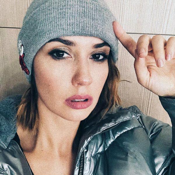Агата Муцениеце впервые прокомментировала информацию о том, что ее избил муж Павел Прилучный
