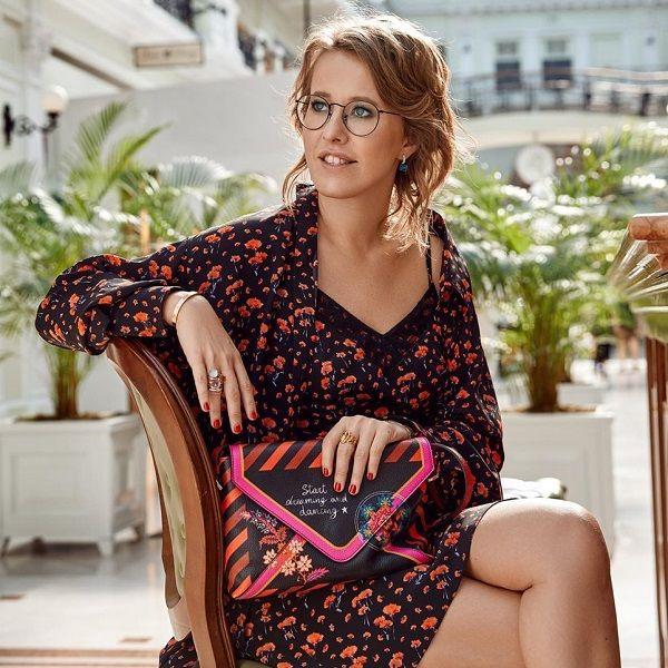 Ксения Собчак задумалась о необходимости временно отказаться от мобильного телефона