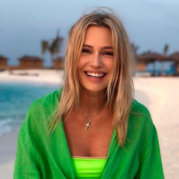 35-летняя Наталья Рудова продемонстрировала идеальную фигуру спустя две недели после начала химической диеты