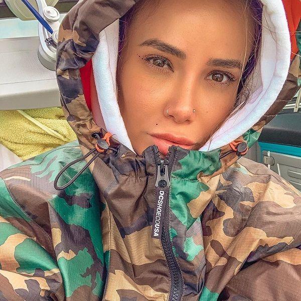 34-летняя Айза Анохина пожаловалась на проблемы со здоровьем
