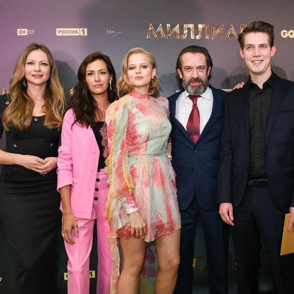 В Москве состоялась премьера экшен-комедии «Миллиард» с Владимиром Машковым в главной роли