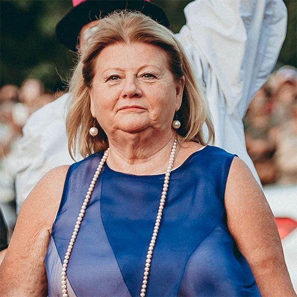 70-летняя Ирина Муравьева впервые за долгое время вышла в свет
