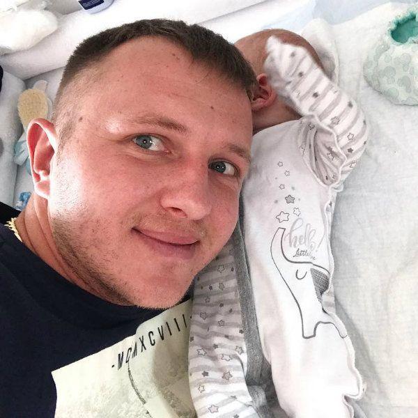 Илья Яббаров опроверг слова Алены Рапунцель о том, что он не помогает новорожденному сыну