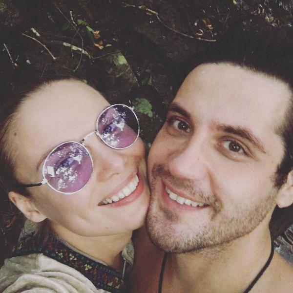Татьяна Арнтгольц спровоцировала слухи о помолвке с Марком Богатыревым