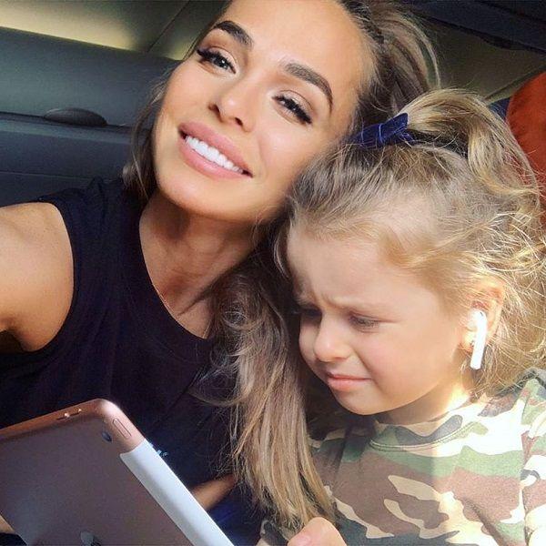 Анна Хилькевич задумалась о выборе школы для 3-летней дочери