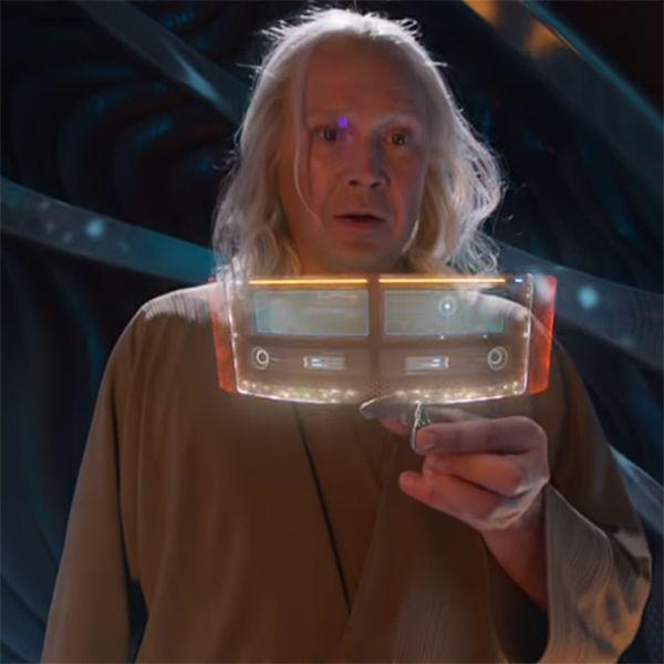Появился первый трейлер отечественного фантастического блокбастера «Вратарь галактики» с Евгением Мироновым