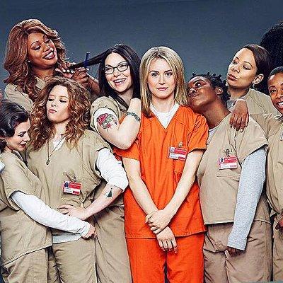 Оранжевый цвет сезона сериал