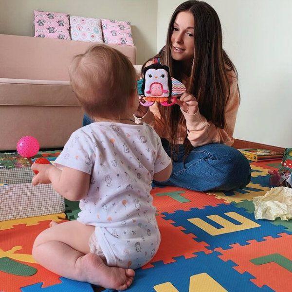 Подруга Нюши рассекретила лицо дочери певицы