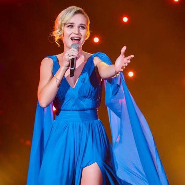 Полина Гагарина прошла в финал китайской версии шоу «Голос»