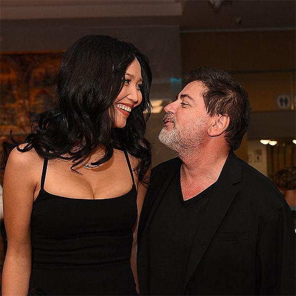 Дарина Эрвин обнародовала видео, на котором целует Александра Цекало