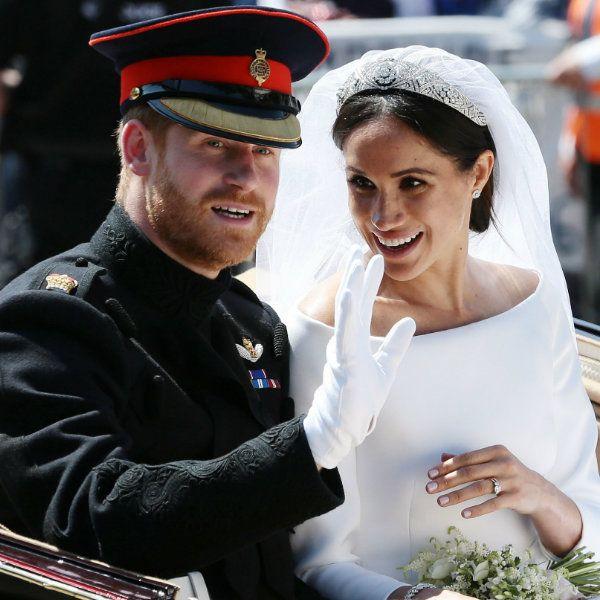 Меган Маркл и принц Гарри опубликовали трогательное видео в честь годовщины свадьбы