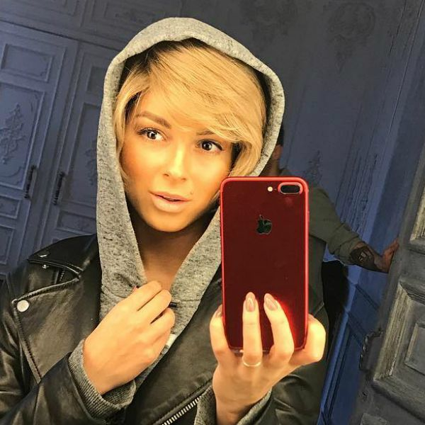 Image result for нюша блондинка
