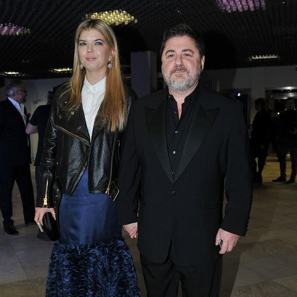 Жена Александра Цекало Виктория Галушка: совместные фото медийной пары