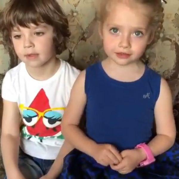 5-летние дети Пугачевой и Галкина поздравили Филиппа Киркорова с днем рождения