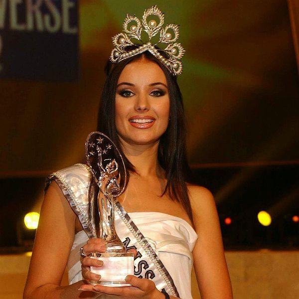 Оксана Федорова обнародовала архивное видео со своего участия в конкурсе «Мисс Вселенная»
