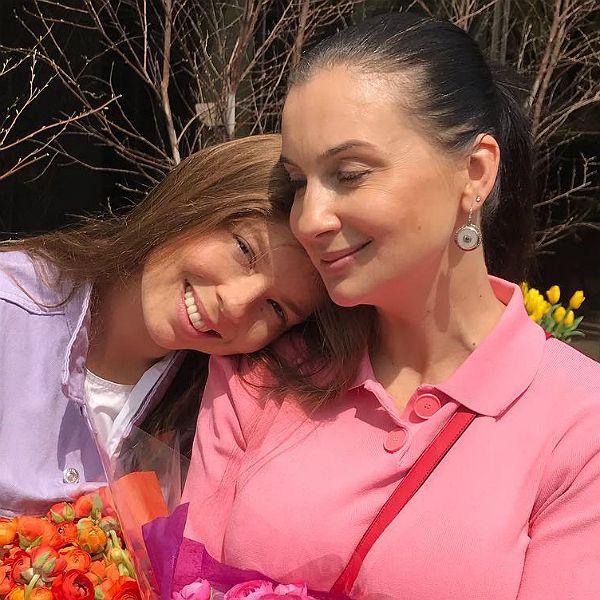 Екатерина Стриженова трогательно поздравила старшую дочь с днем рождения