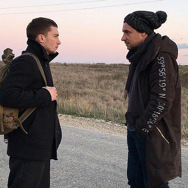 Евгений Цыганов приступил к съемкам нового проекта «Мятежный»