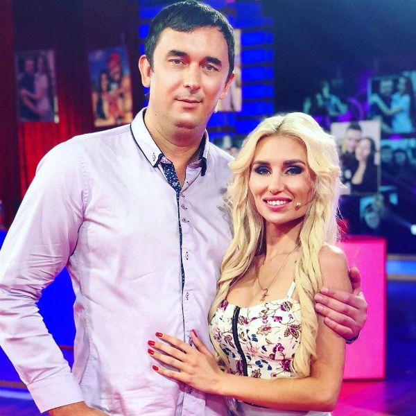 Звезда «Дома-2» Андрей Шабарин подарил своей невесте Розалии Райсон колье стоимостью 500 тысяч рублей в качестве извинения
