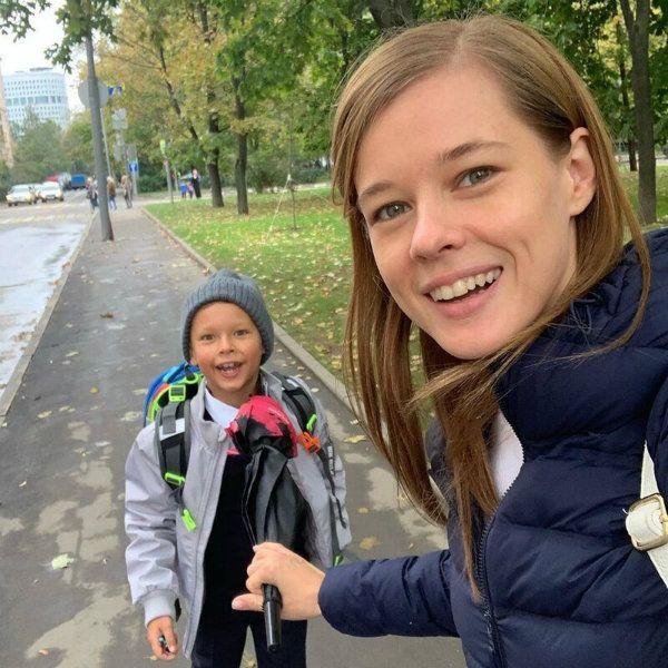 Катерина Шпица рассказала, с какими проблемами в школе столкнулся ее сын-первоклассник