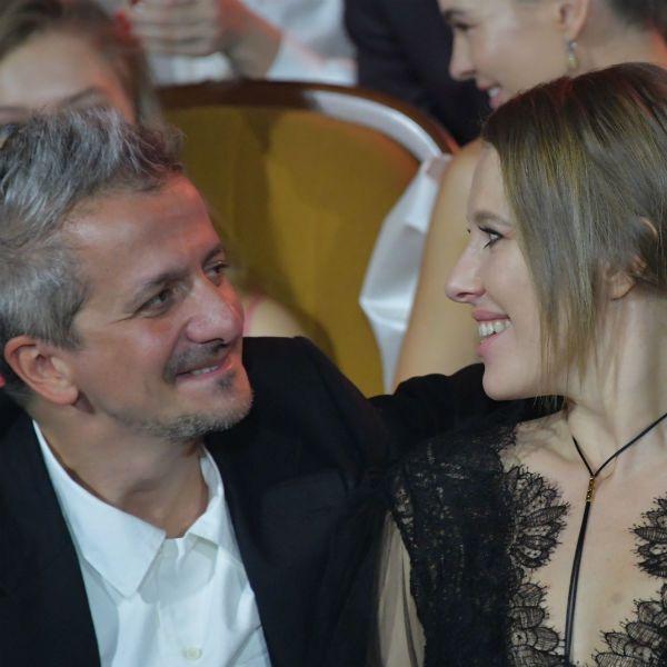 Ксения Собчак рассказала о венчаниии с Константином Богомоловым