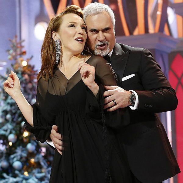 Супруги Валерий Меладзе и Альбина Джанабаева встретят Новый год порознь