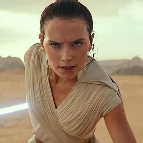 Появился первый тизер девятого эпизода «Звездных войн»