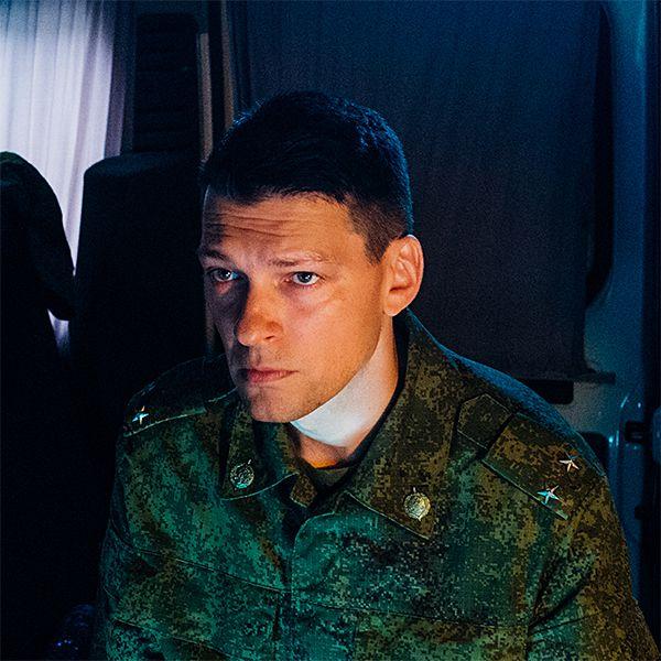Стартовали съемки сериала «Курорт цвета хаки» с Даниилом Страховым в главной роли