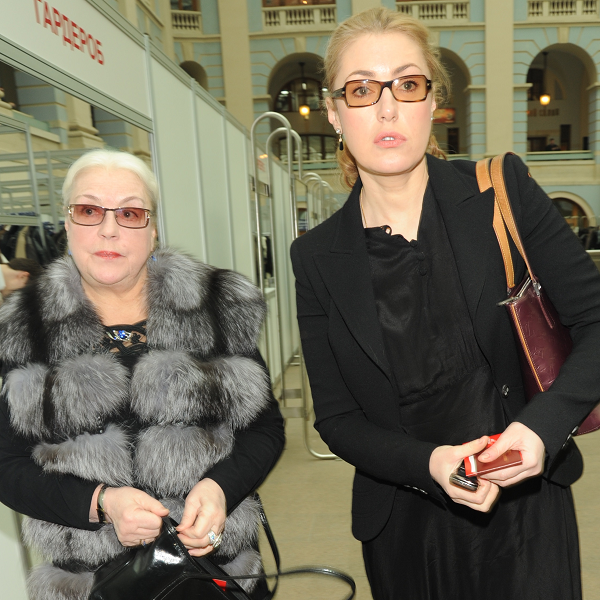 Мария Шукшина трогательно поздравила Лидию Федосееву-Шукшину с 81-летием, опубликовав архивное фото актрисы