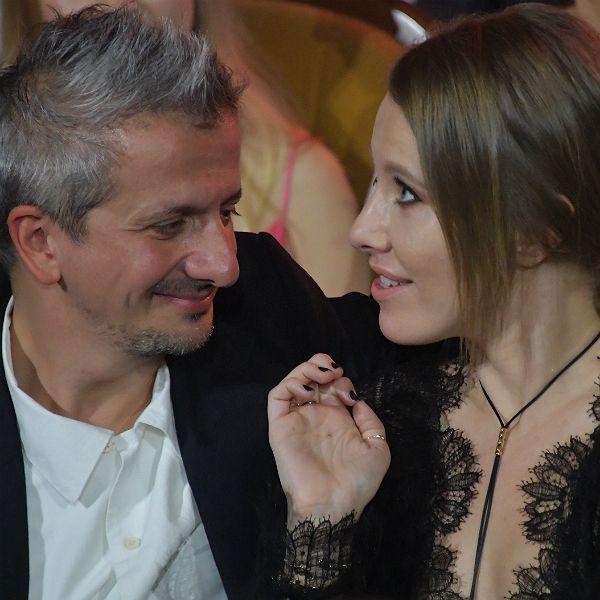 Ксения Собчак поздравила Константина Богомолова с днем рождения, опубликовав романтическое видео с ним