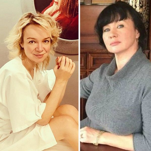 Виталина Цымбалюк-Романовская подает в суд на ударившую ее Элину Мазур