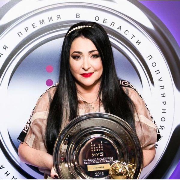 Лолита Милявская заявила, что могла бы записать совместную песню с Элджеем