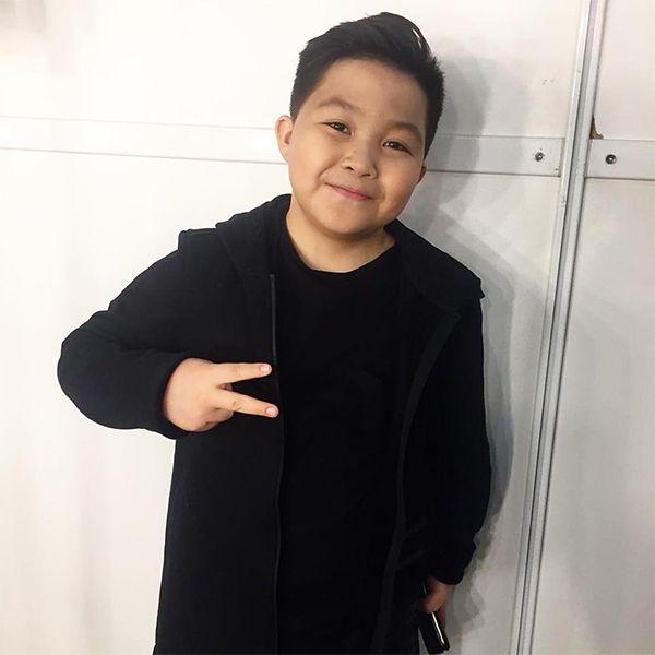 Один из победителей 6-го сезона шоу «Голос. Дети» Ержан Максим даст первый сольный концерт