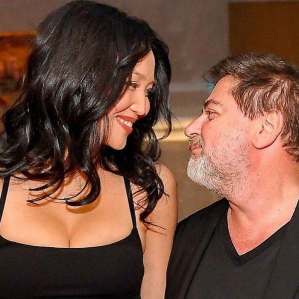 Дарина Эрвин поделилась пикантным фото с мужем Александром Цекало