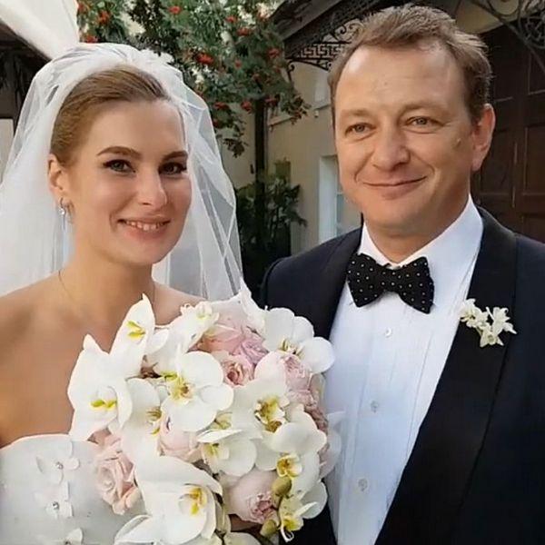 Экс-жена Марата Башарова опровергла слухи о том, что она вновь может сойтись с актером