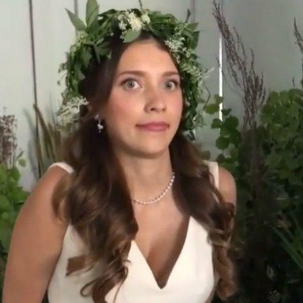 Регина Тодоренко призналась, что перед свадебной церемонией у нее начался психоз