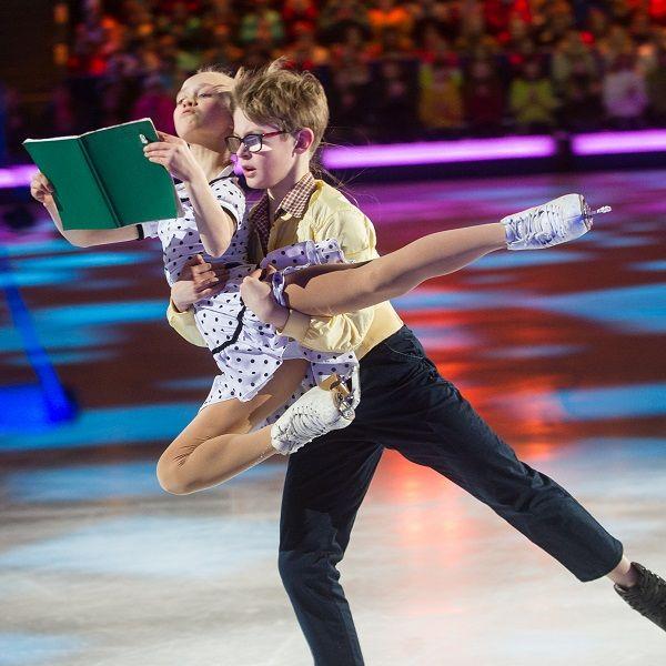 Сексапильный Танец Кристины Асмус В Шоу «Ледниковый Период»