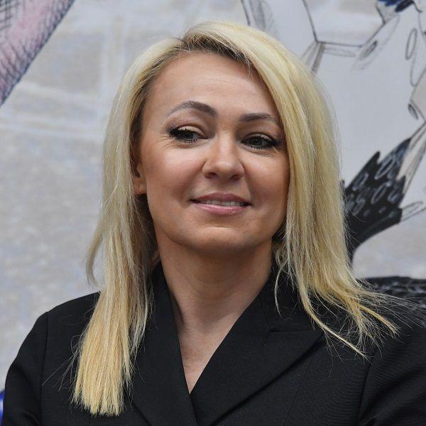 44-летняя Яна Рудковская заявила, что не готова стать бабушкой