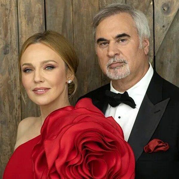 Валерий Меладзе поздравил беременную от него Альбину Джанабаеву с днем  рождения - Вокруг ТВ.