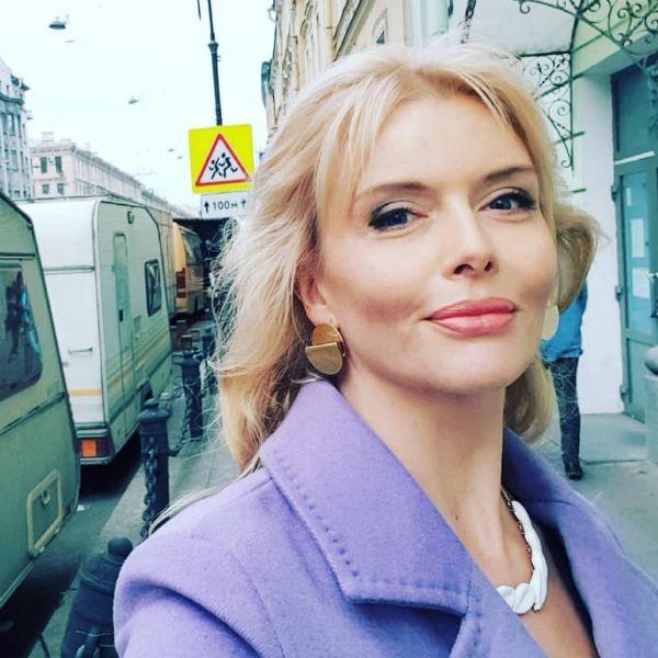 Анна Чурина призналась, что у нее случилась истерика на съемках фильма о Норд-Осте