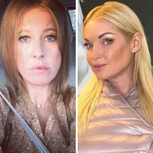 Ксения Собчак заявила, что установила скрытые камеры в доме Анастасии Волочковой с ее согласия