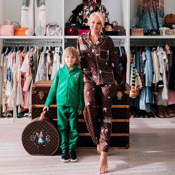 Яна Рудковская оправдалась за высокие заработки своего 6-летнего сына
