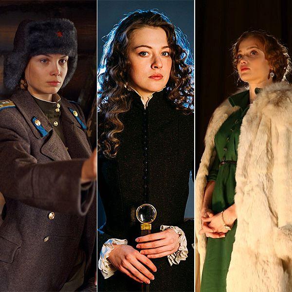 Самыми популярными российскими сериалами на Amazon стали «Ночные ласточки», «Анна-детективъ» и «Отчий берег»