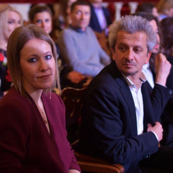 Ксения Собчак впервые прокомментировала слухи о беременности от Константина Богомолова