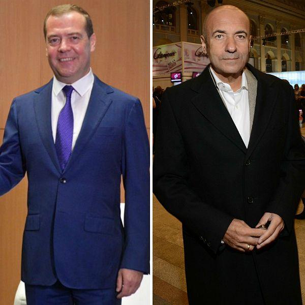 Дмитрий Медведев поздравил Игоря Крутого с 65 летием