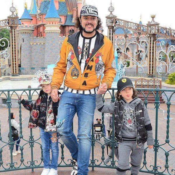 Сын Филиппа Киркорова ударил одноклассника, заступившись за звездного отца